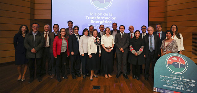 PSR at the Mission of Energy Transformation of Colombia