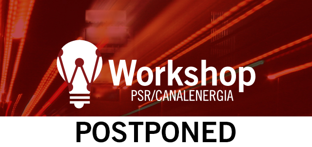 PSR announces that the workshop scheduled for April 1st has been postponed