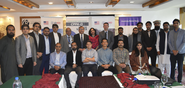 PSR provides training on its optimal long and short-term dispatch optimization tools to different Pakistani official organizations