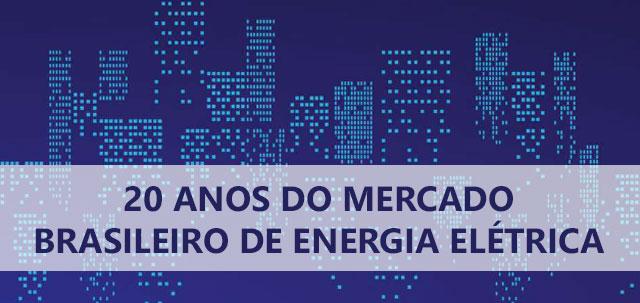 CCEE completa 20 anos e publica um livro sobre a trajetória do mercado brasileiro de energia com artigos da PSR