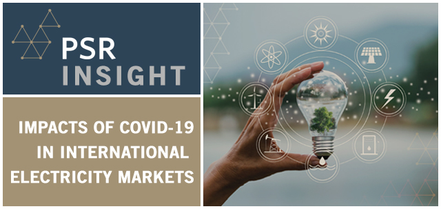 PSR InSight 1st edition: Impacts of Covid-19 in international markets