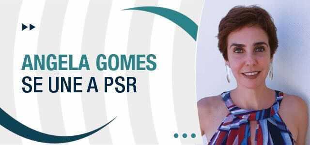 Angela Gomes se une a PSR