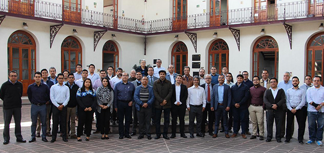 PSR teaches course in Mexico on expansion and operation planning considering uncertainties and market risks
