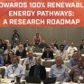 "Workshop ""Towards 100% Renewable Energy Paths: A Research Roadmap"""